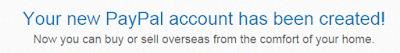 Aap ka Paypal account taiyaar hai