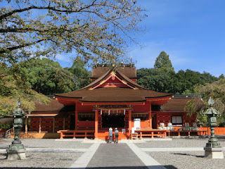 富士山本宮浅間大社拝殿