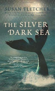 Cover image for The Silver Dark Sea by Susan Fletcher