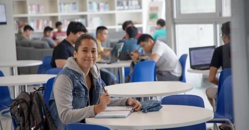 PRONABEC anuncia crédito para estudiantes en riesgo de dejar educación superior - www.pronabec.gob.pe