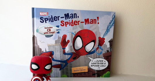 [Children's Book Review] Spider-Man, Spider-Man! by Marvel Press Book Group