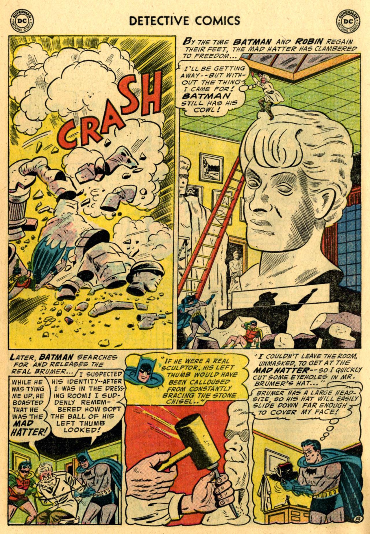 Detective Comics (1937) 230 Page 9