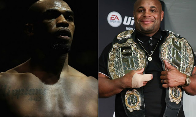 UFC 230 : Daniel Cormier Won't Be Returning To UFC Light Heavyweight Division
