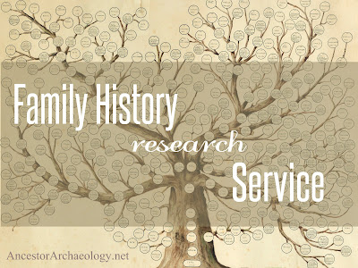Family History Research Service