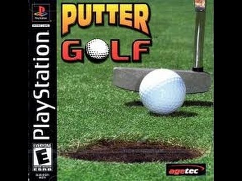Putter Golf - PS1 - ISOs Download
