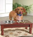 comedor mais alto para cães