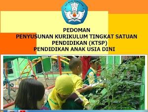 Download Pedoman Penyusunan Kurikulum 2013 PAUD Terbaru