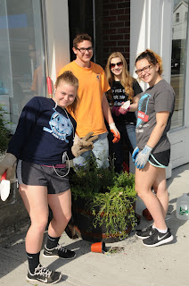Volunteers Wanted for May 20 Downtown Beautification Day