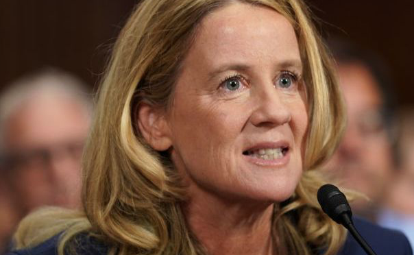 Blasey Ford Wrote Paper On Hypnosis Used To 'Create Artificial Situations'