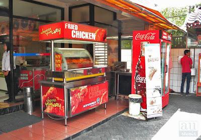 Peluang Usaha Franchise Mr Burger
