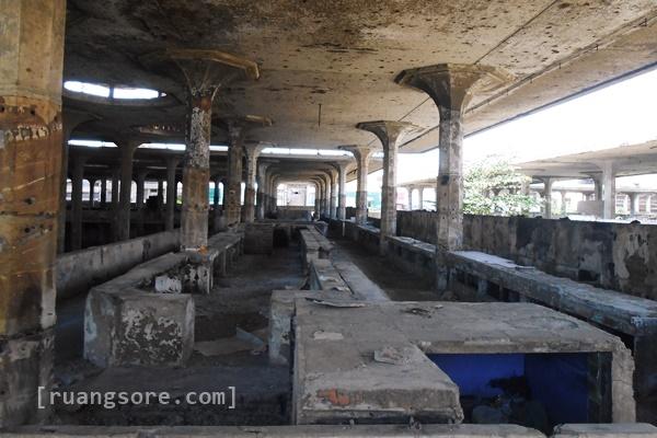 Pasar Johar Terbakar