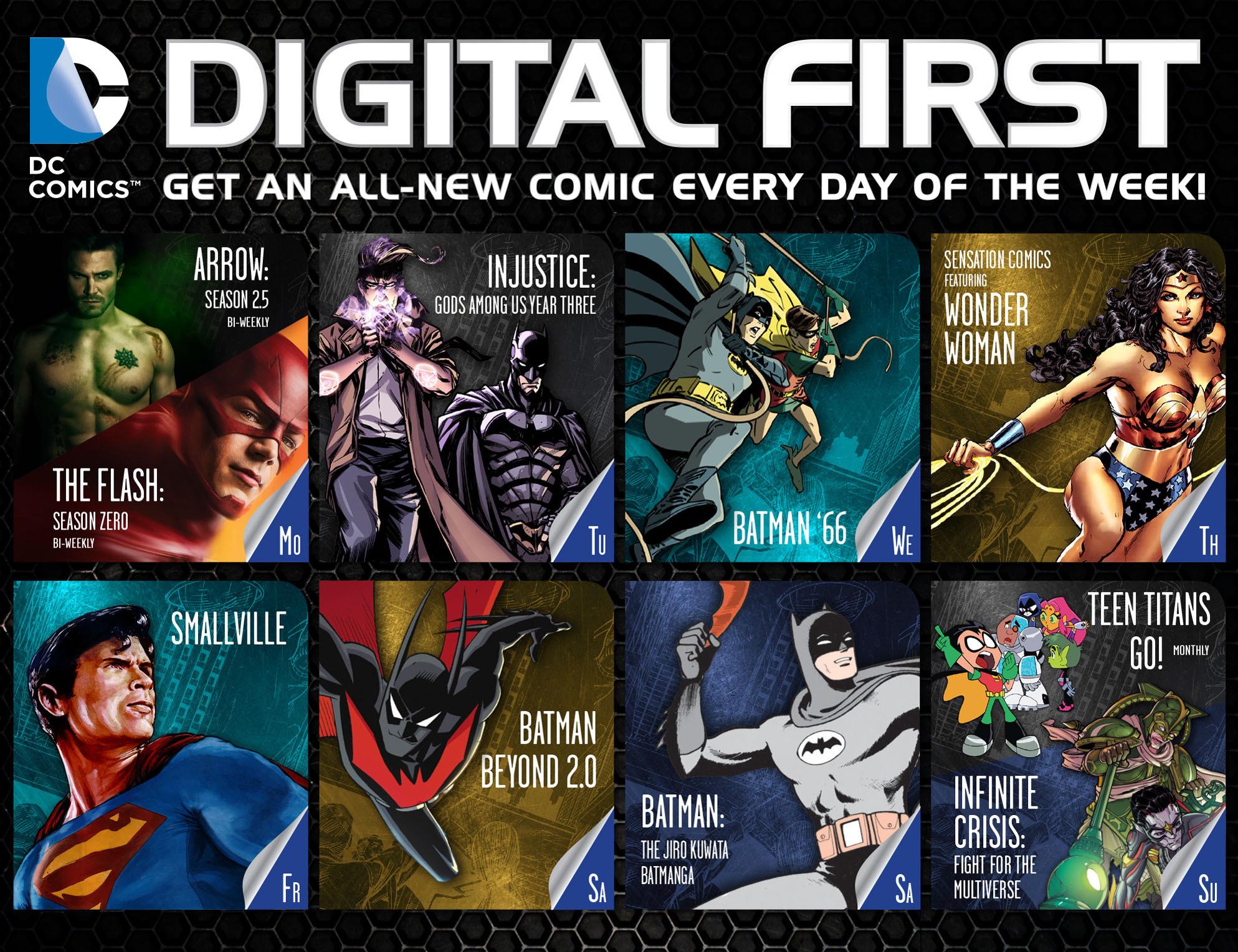 Read online Arrow: Season 2.5 [I] comic -  Issue #7 - 23