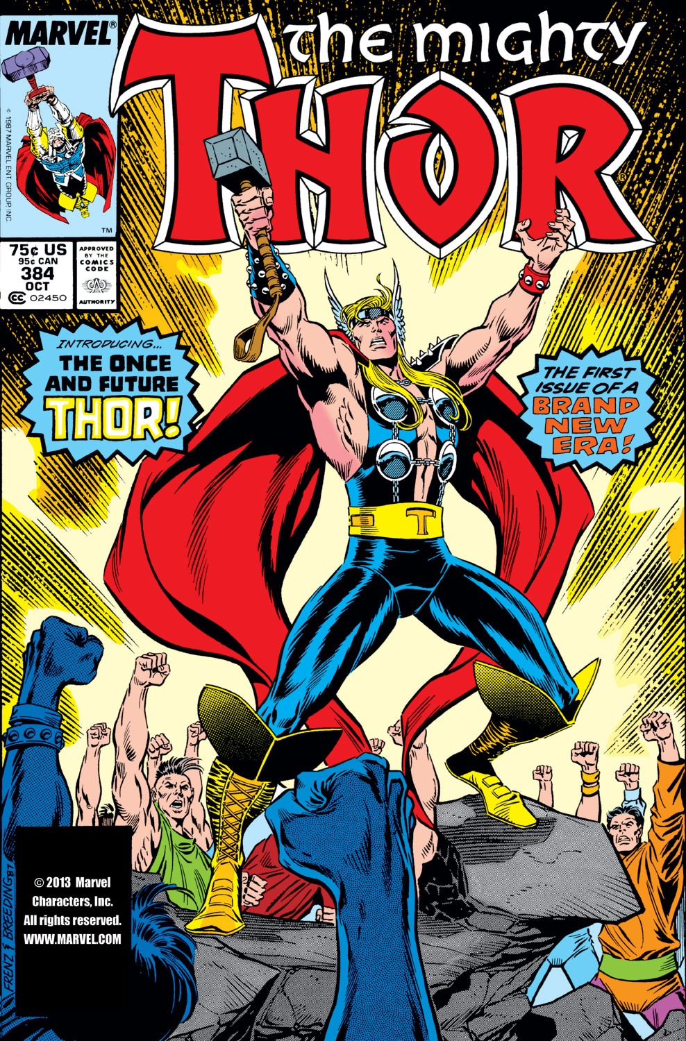 Thor (1966) 384 Page 1