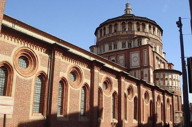 Informações sobre Santa Maria delle Grazie em Milão