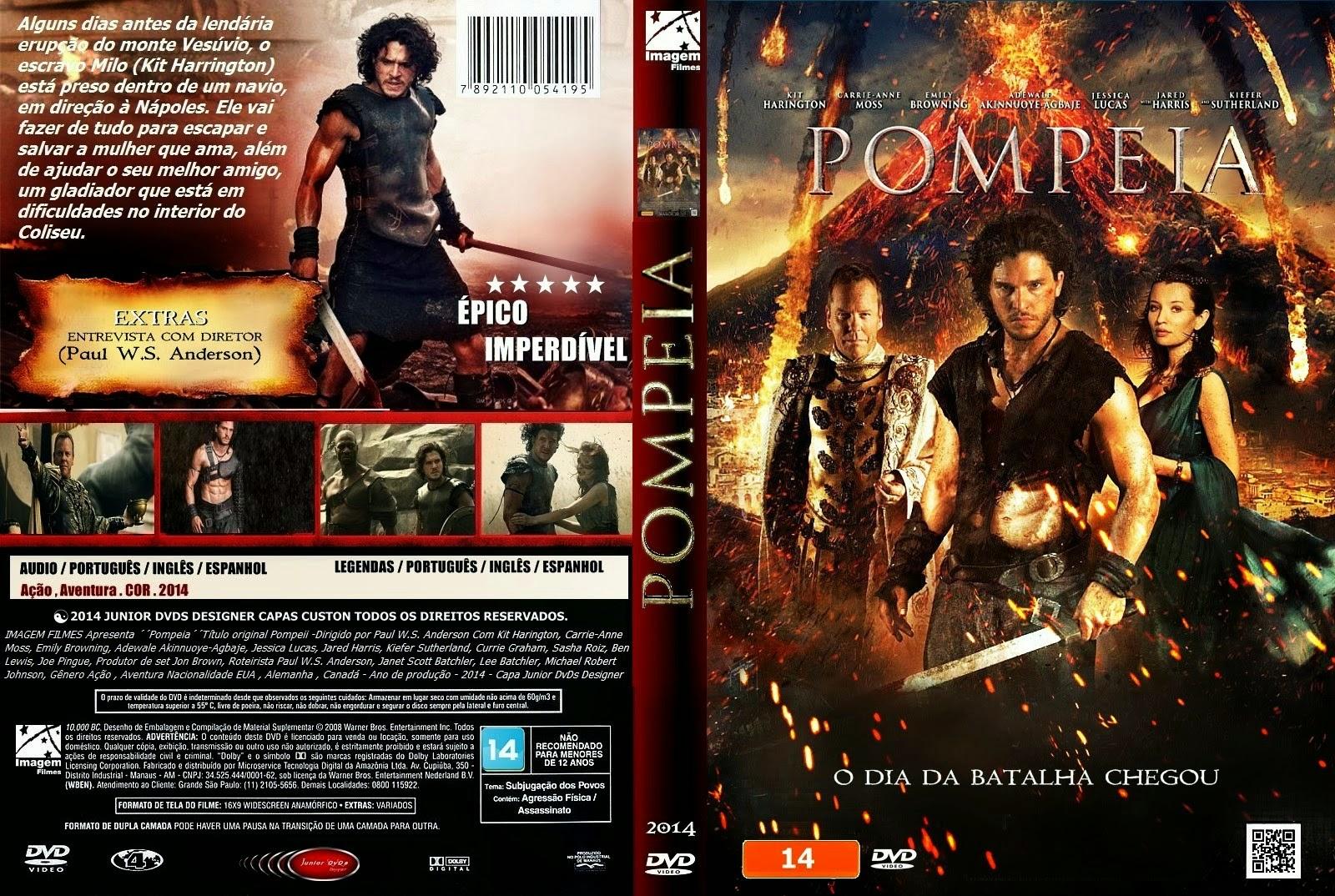 Pompeia filme 2014 dublado online dating 1