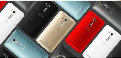 ASUS ZenFone Go dengan harga terjangkau di Indonesia