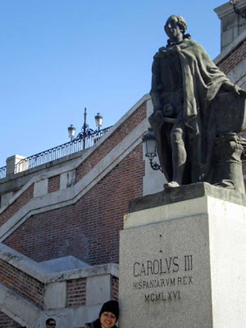 Parque del Retiro Madrid Espanha