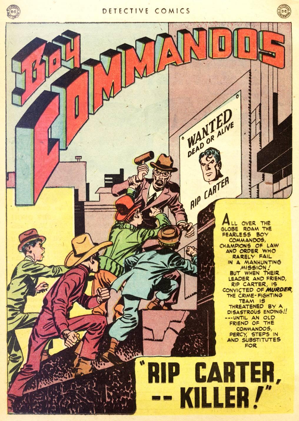 Read online Detective Comics (1937) comic -  Issue #128 - 38