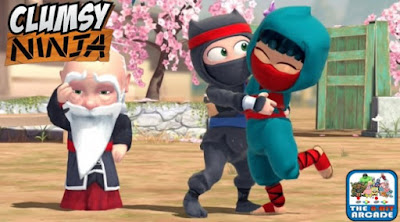 Clumsy Ninja Apk + Data for Android