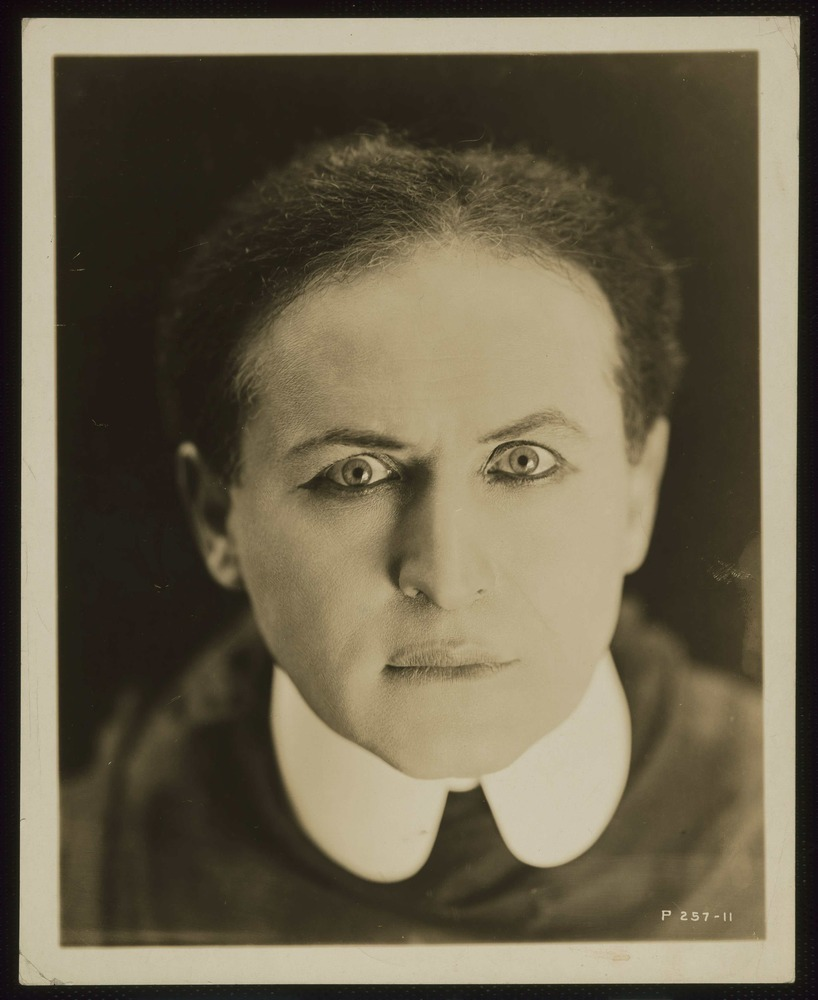 The Great Harry Houdini