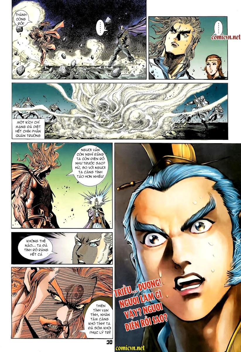 Đại Đường Uy Long chapter 93 trang 30