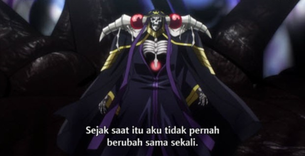 Overlord Season 3 Episode 12 Subtitle Indonesia