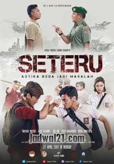 review film garapan sutradara kondang Hanung Bramantyo Review Film SETERU (2017)