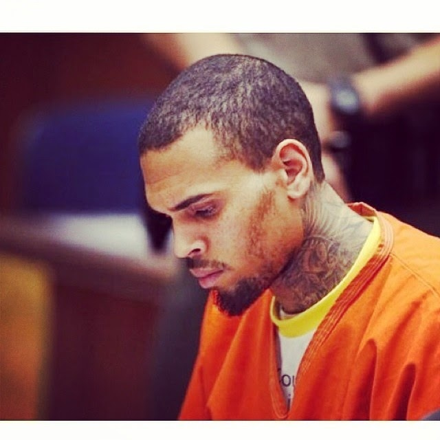 chris brown banned canada