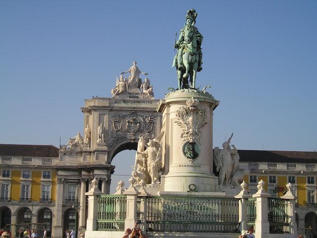 Origine Du Nom De La Ville De Lisbonne