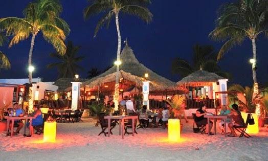 Barefoot Aruba Restaurante