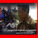 Surat Terbuka Kepada Sri Sultan, Raja Yogyakarta