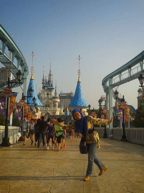 korea day 2 lotte world theme park with chempaka mohd din 3