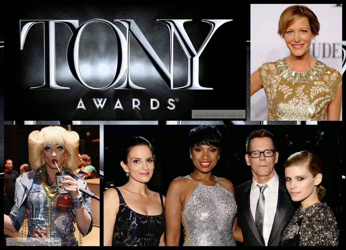 peinados 2014 Tony Awards