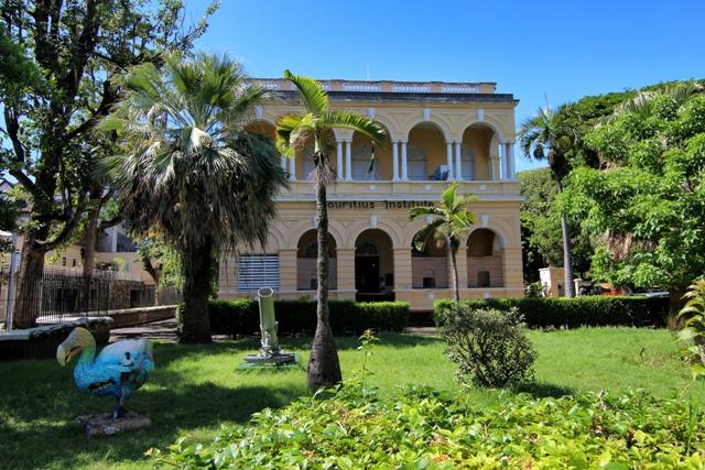Museo de Historia Natural de Isla Mauricio