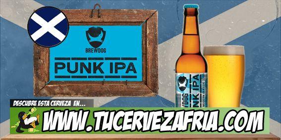Análisis Cerveza BREWDOG Punk Ipa