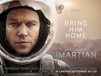 The Martian: How did a self-published novel become a top-grossing movie?