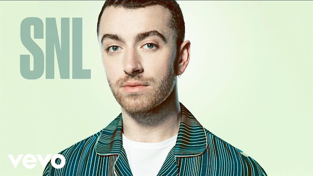 "Sam Smith Performs ""Too Good At Goodbyes"" & ""Pray"" on SNL"