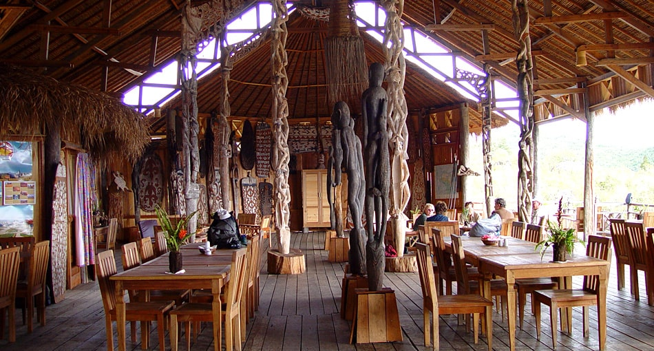 BALIEM VALLEY RESORT PAPUA