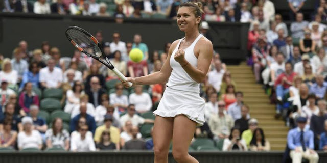 wimbledon 2016 simona halep madison keys simona halep s-a calificat in sferturi youtube highlights halep vs keys wimbledon 2016 rezumat video madison keys vs simona halep a castigat meciul cu americanca madison keys 4 iulie 2016