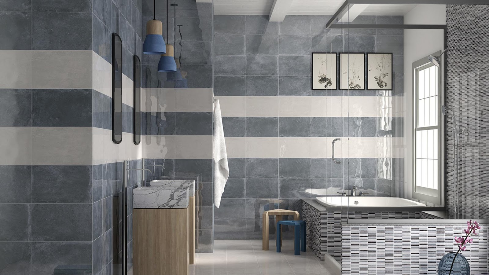 Charmant Home Tiles Design With Friendlytile Of Argenta Ceramica