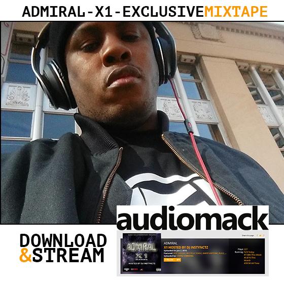 admiral x1