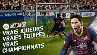 Telecharger FIFA 14 apk Sur Android