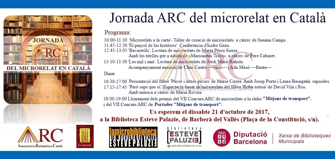 Jornada ARC Microrelat