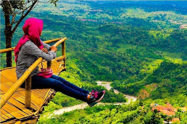 Bukit Asmara Situk Banjarnegara