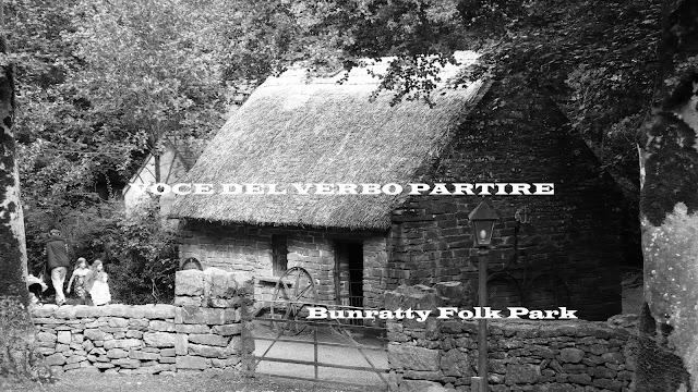 VIAGGIO IN IRLANDA VISITA AL BUNRATTY FOLK PARK