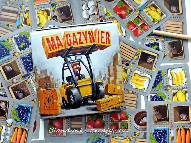 """""""Magazynier"""" – graj, a magazyn nie będie miały przed Tobą tajemnic!"""