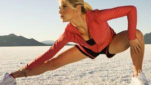 Olahraga ringan, stretching, peregangan