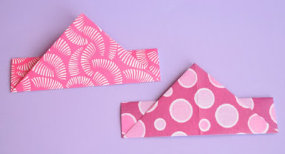 Origami Crown- Easy Paper Craft For Kids.  Simple Japanese paper folding, suitable for kindergartners or early elementary.  Great for fine motor development!