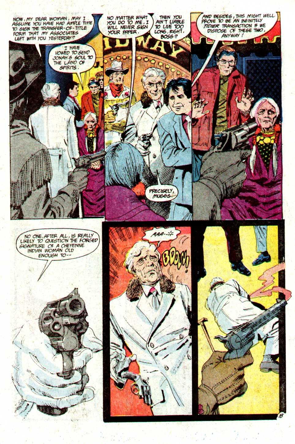 Read online Secret Origins (1986) comic -  Issue #21 - 20