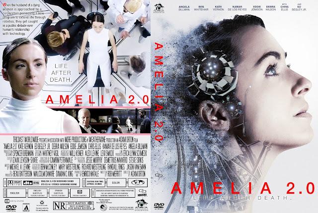 Amelia 2.0 DVD Cover